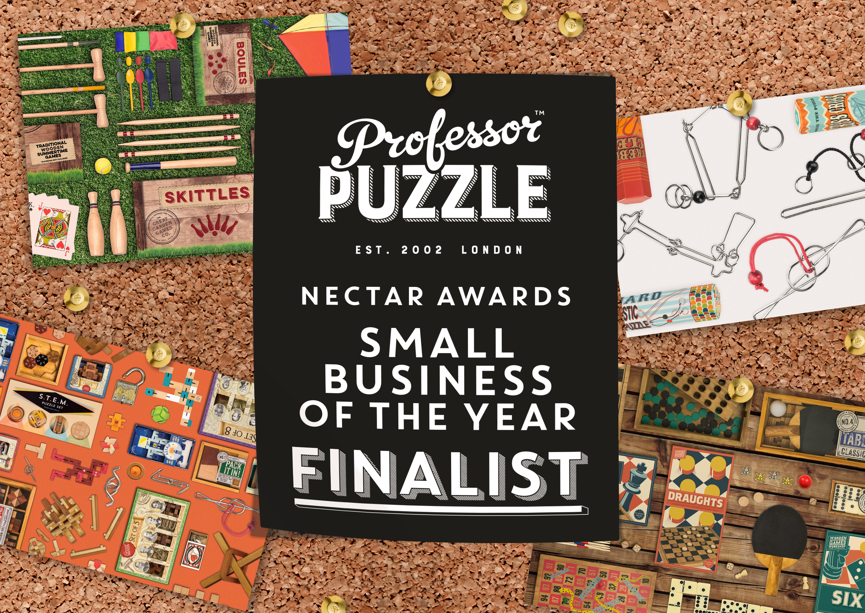 Nectar Small Business of the Year Awards