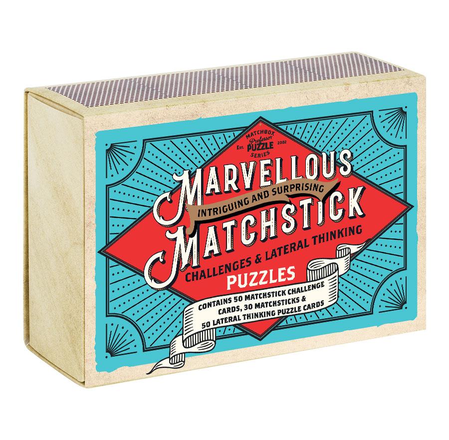 Magnificent Matchstick Puzzles
