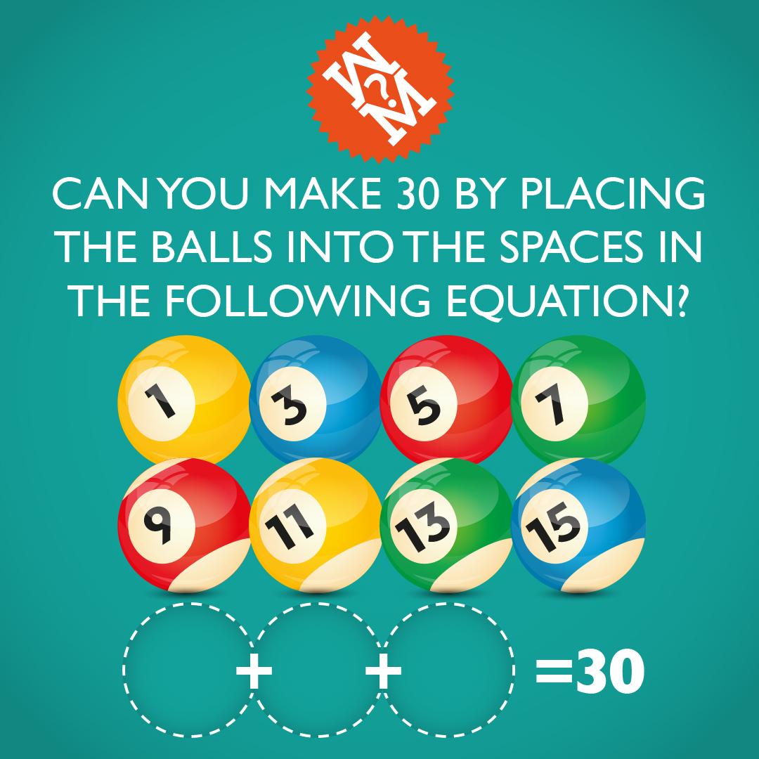 Baffling Billiards